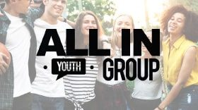 All in youth group - youth ministry at king of kings wc