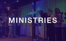 about our ministries